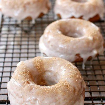 Классические дрожжевые пончики, в духовке - рецепт с фото