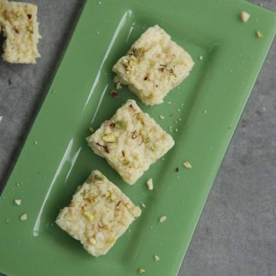 Помадка с кардамоном и орехами - рецепт с фото