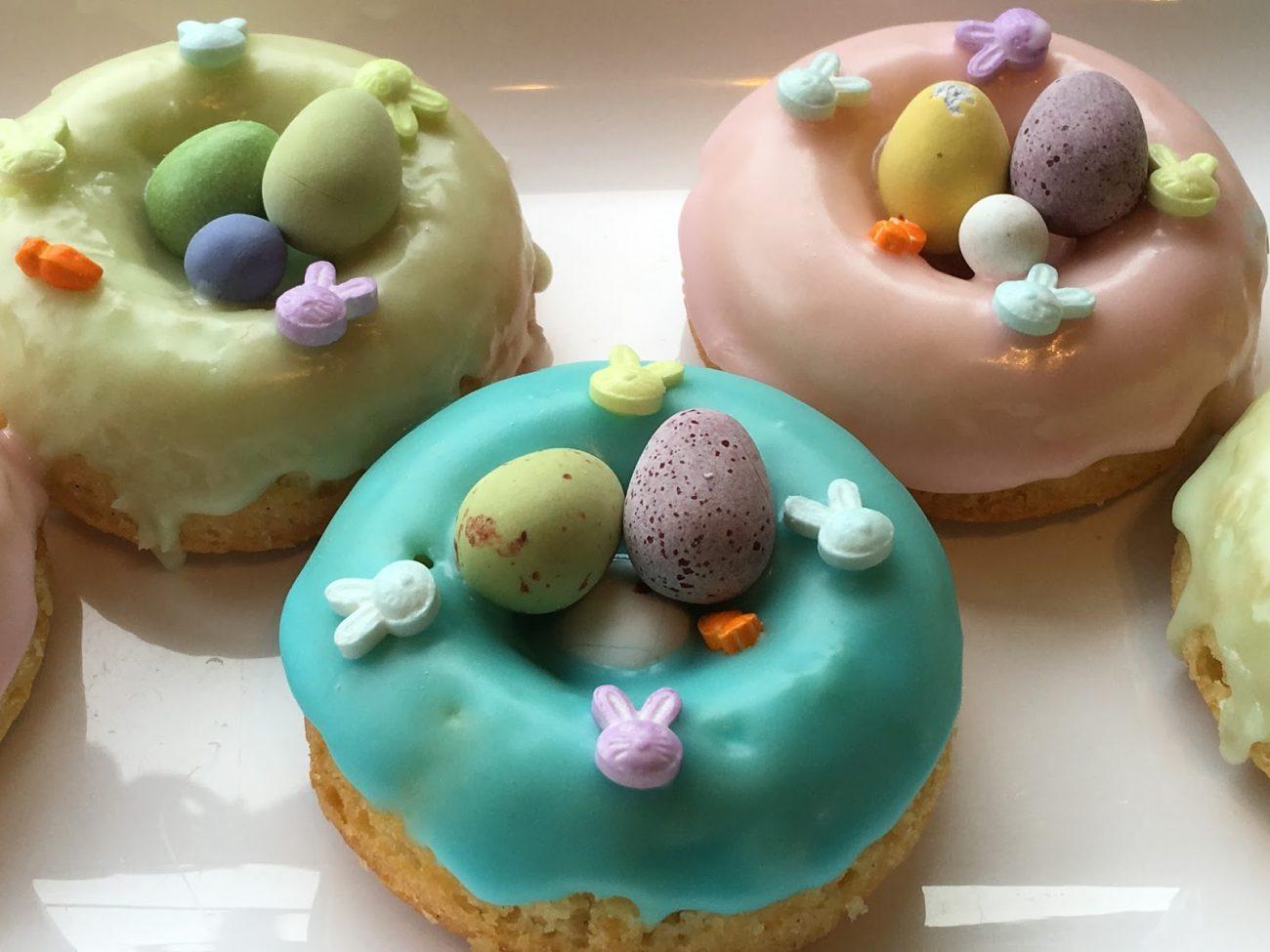 Творожное печенье на Пасху