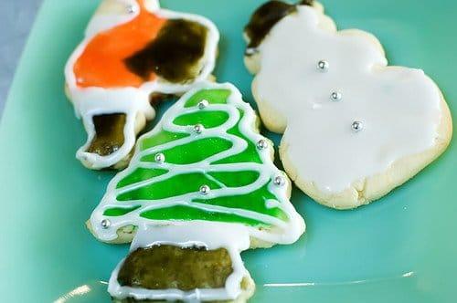 Фото рецепта - Рождественское печенье - шаг 21