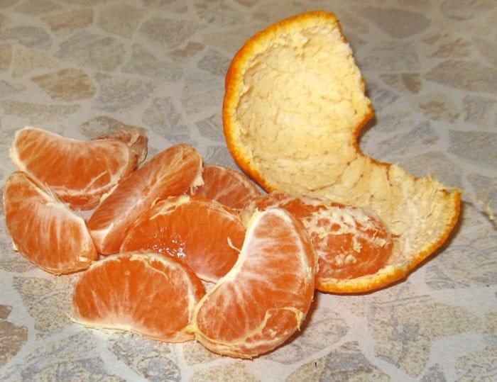 Фото рецепта - Курица с мандаринами в беконе - шаг 1
