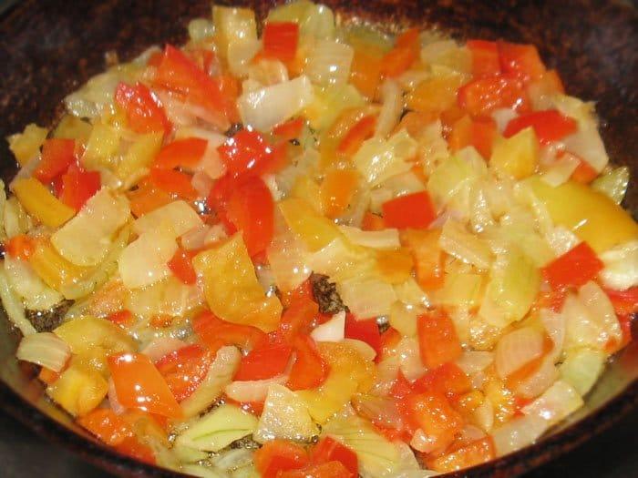 Фото рецепта - Мясные «Ёжики» с рисом - шаг 4