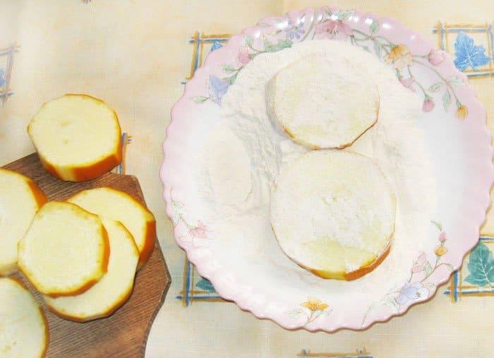 Фото рецепта - Кабачки запеченные в духовке - шаг 1