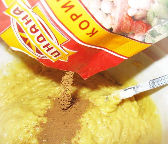Фото рецепта - Пасхальный шафрановый кулич с миндалем и изюмом - шаг 12