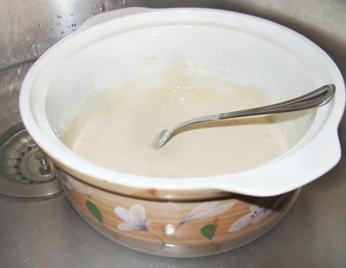 Фото рецепта - Пасхальный шафрановый кулич с миндалем и изюмом - шаг 5