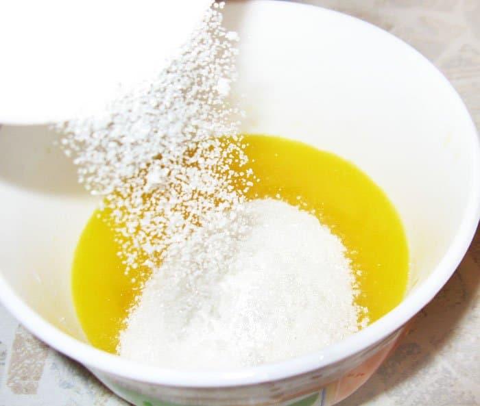Фото рецепта - Пасхальный шафрановый кулич с миндалем и изюмом - шаг 6