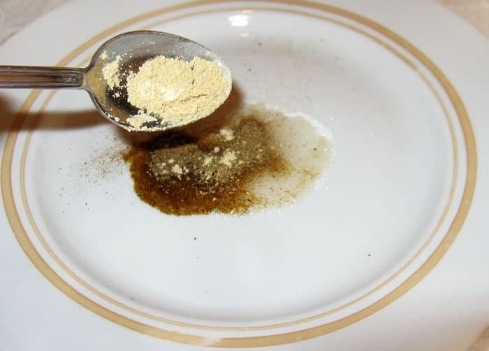 Фото рецепта - Слабосоленая пряная семга - шаг 2