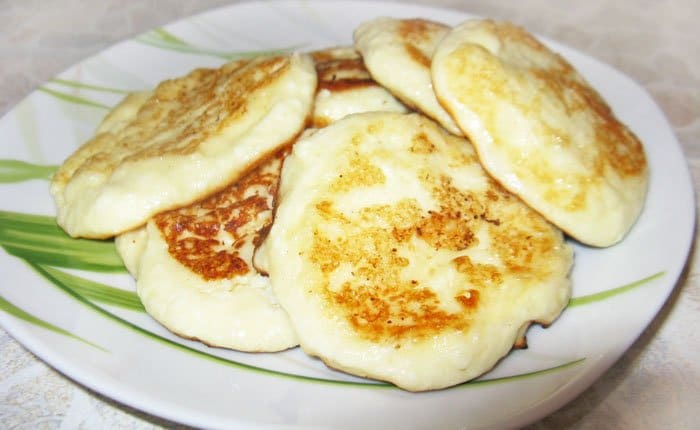 Фото рецепта - Сырники из творога - шаг 3