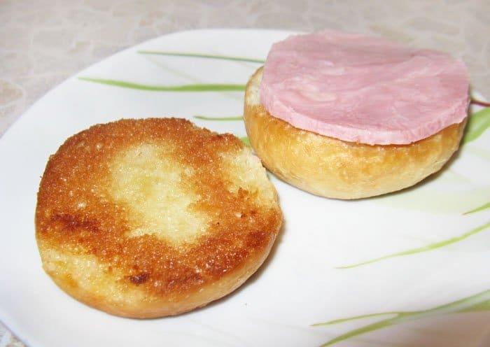 Фото рецепта - Яйца пашот по-английски - шаг 5