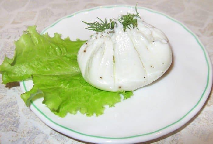 Яйца пашот - рецепт с фото