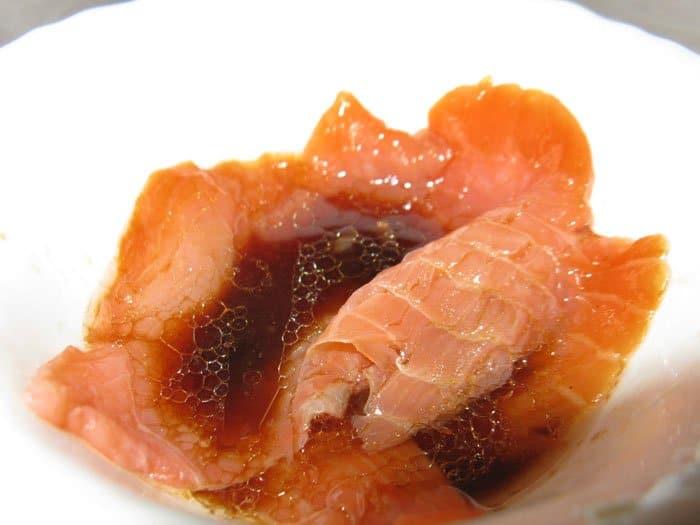 Фото рецепта - Мешочки из семги «Морская владычица» - шаг 4