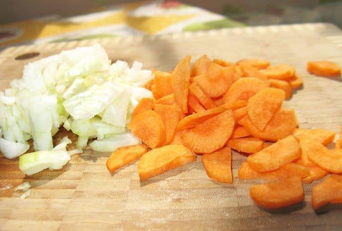 Фото рецепта - Щавельный суп - шаг 2