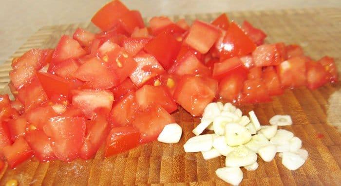 Фото рецепта - Спагетти с овощами по-итальянски - шаг 3
