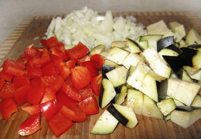 Фото рецепта - Маринованная куриная печень с овощами - шаг 3