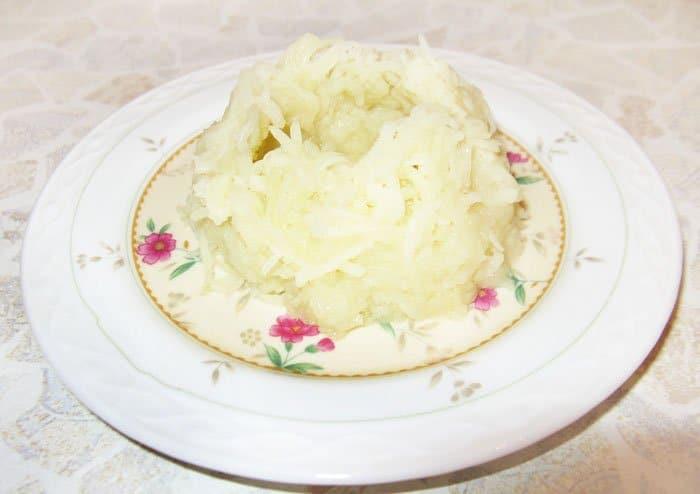 Фото рецепта - Салат «Волшебный мешочек»  из семги - шаг 1