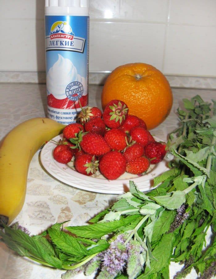 Фото рецепта - Фруктовое канапе - шаг 1