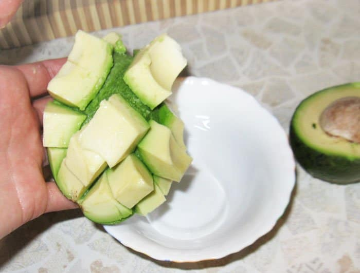 Фото рецепта - Гуакамоле - шаг 3