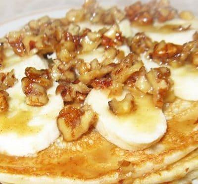 Панкейки (блины по-американски) - рецепт с фото