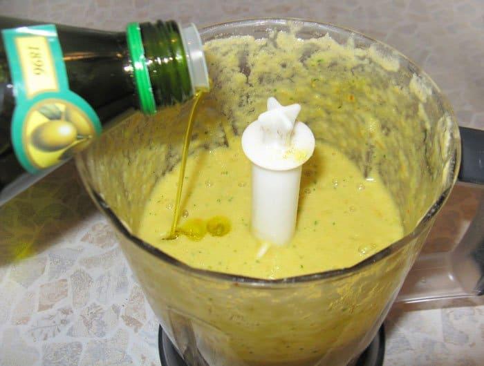 Фото рецепта - Золотой гаспачо - шаг 2