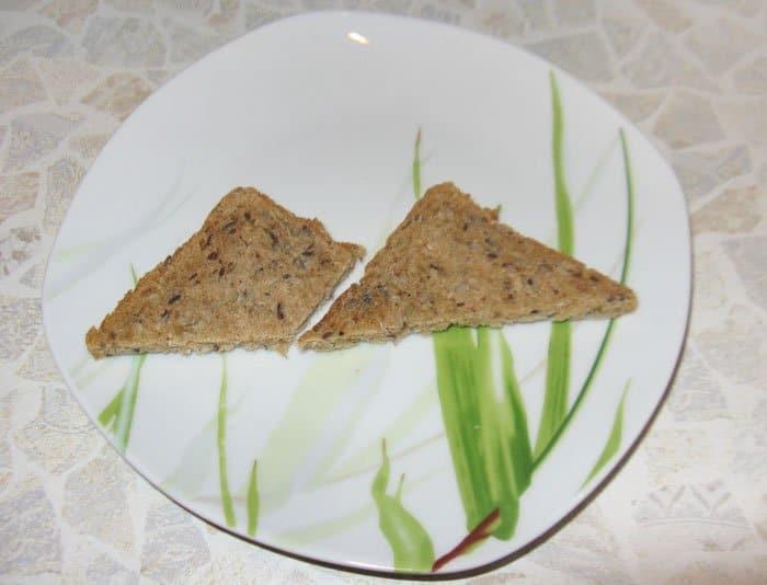 Фото рецепта - Пейзаж для детей из яйца- оформление блюда - шаг 2