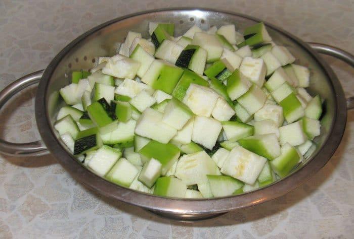 Фото рецепта - Запеканка из кабачков - шаг 2
