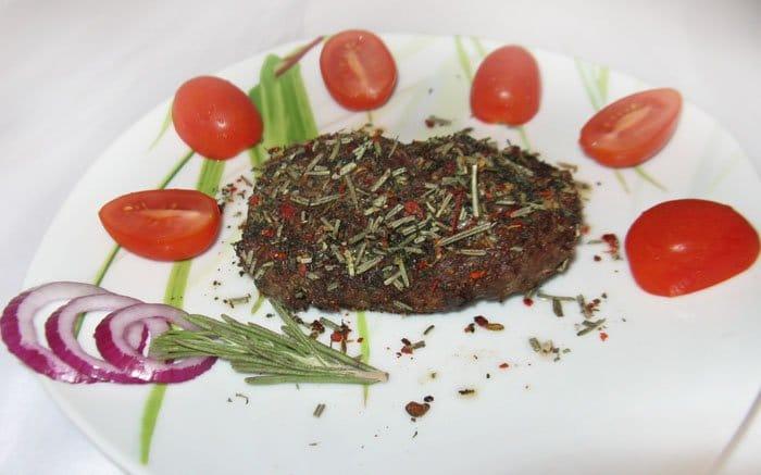 Фото рецепта - Рибай стейк из говядины на гриле - шаг 4