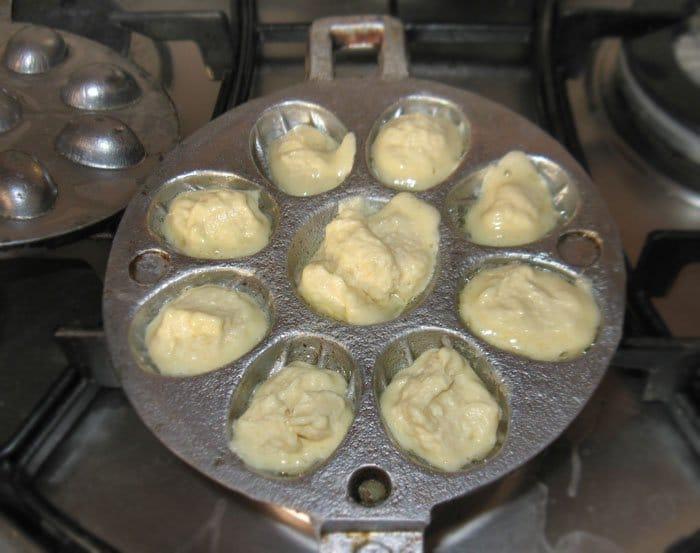 Фото рецепта - Печенье – хрустящие орешки со сгущенкой - шаг 4