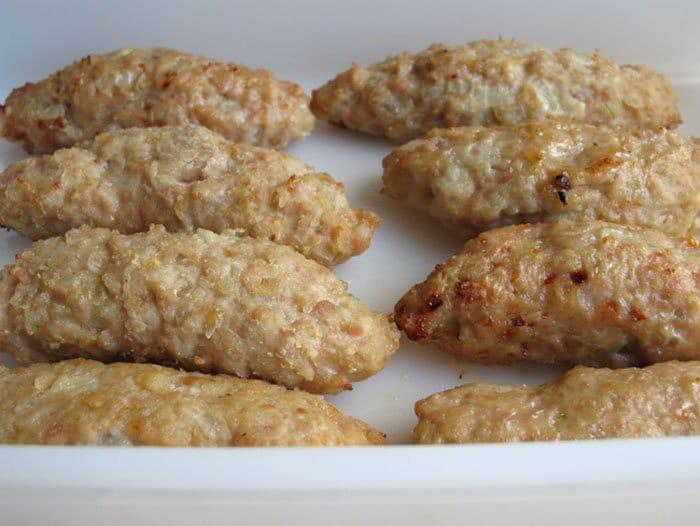 Фото рецепта - Куриные колбаски из фарша - шаг 4