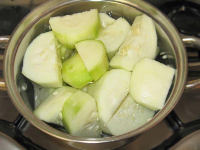 Фото рецепта - Овощной террин - шаг 2