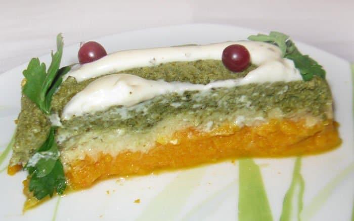 Фото рецепта - Овощной террин - шаг 14