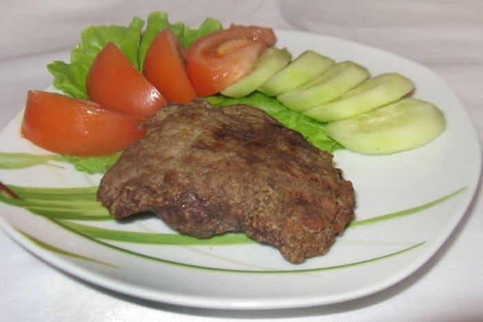 Фото рецепта - Мясо по-чешски с сыром - шаг 6