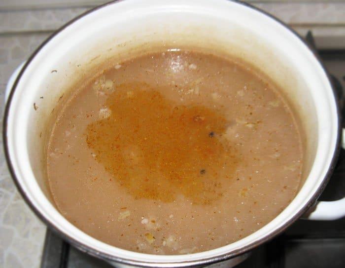 Фото рецепта - Харчо из баранины - шаг 7