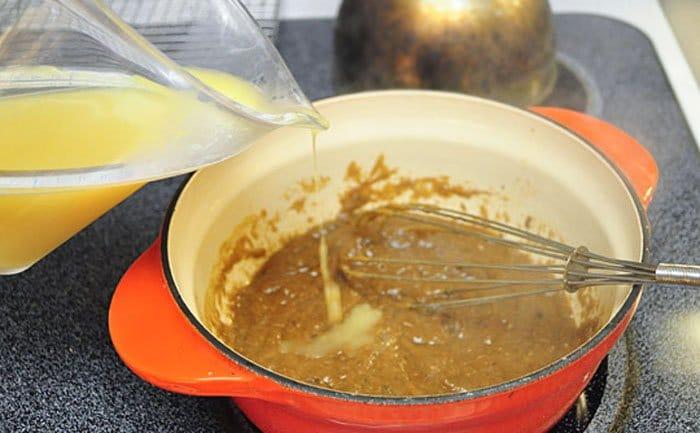 Фото рецепта - Быстрый соус для курицы или утки - шаг 6