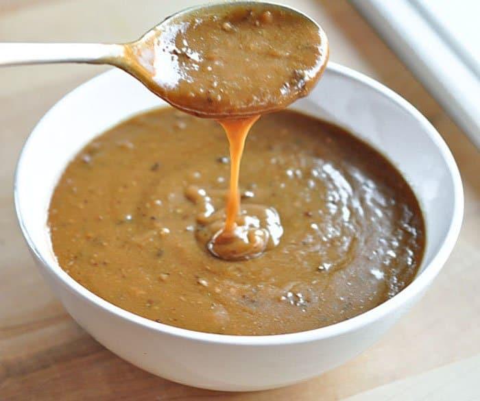 Фото рецепта - Быстрый соус для курицы или утки - шаг 8