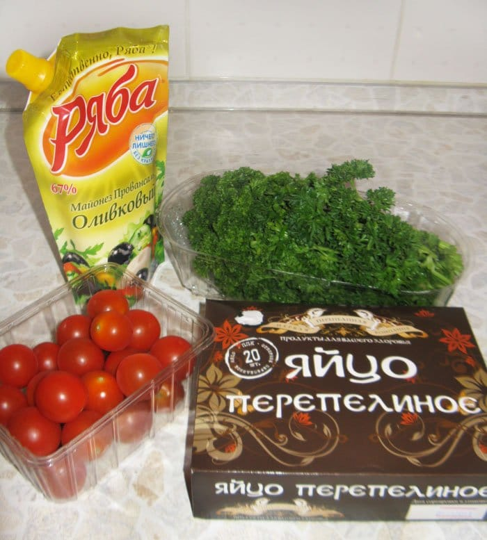 Фото рецепта - Детская закуска Грибочки на шпажках - шаг 1