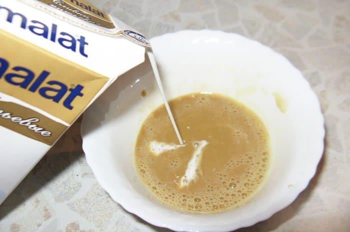 Фото рецепта - Каштаны с кофейным кремом - шаг 5