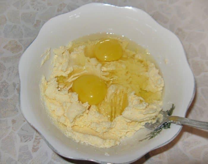 Фото рецепта - Новогоднее апельсиновое печенье - шаг 2