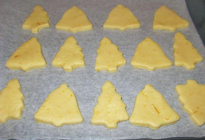 Фото рецепта - Новогоднее апельсиновое печенье - шаг 6