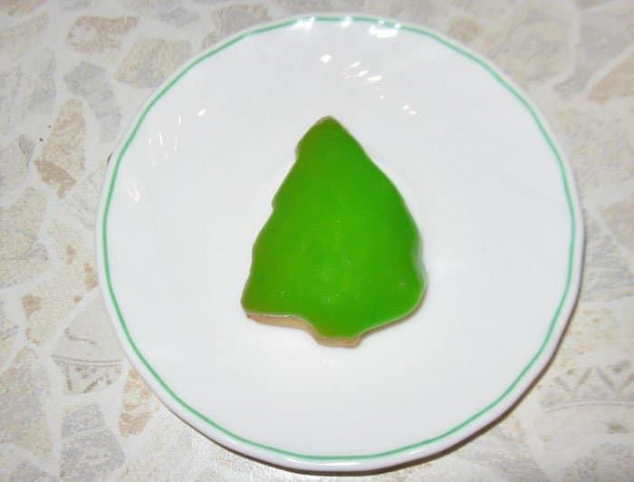 Фото рецепта - Новогоднее апельсиновое печенье - шаг 8
