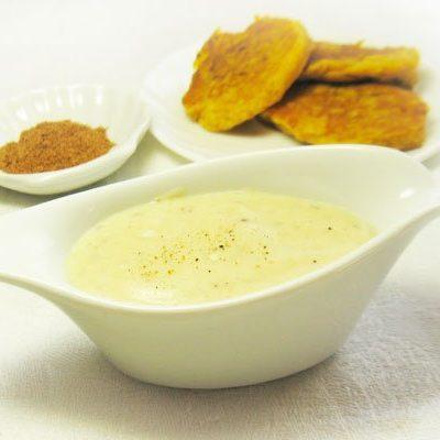 Сливочный соус. Классический рецепт - рецепт с фото
