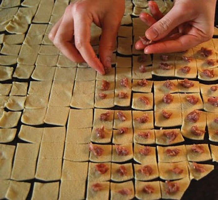 Фото рецепта - Суп с пельменями по-турецки - шаг 5