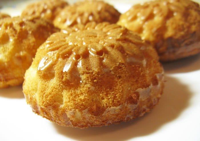 Фото рецепта - Лимонные кексы с маскарпоне - шаг 7