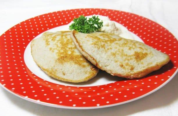 Драники с мясом - рецепт с фото