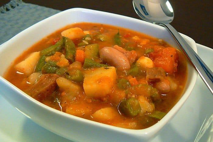 Овощное рагу «Канарское» - рецепт с фото
