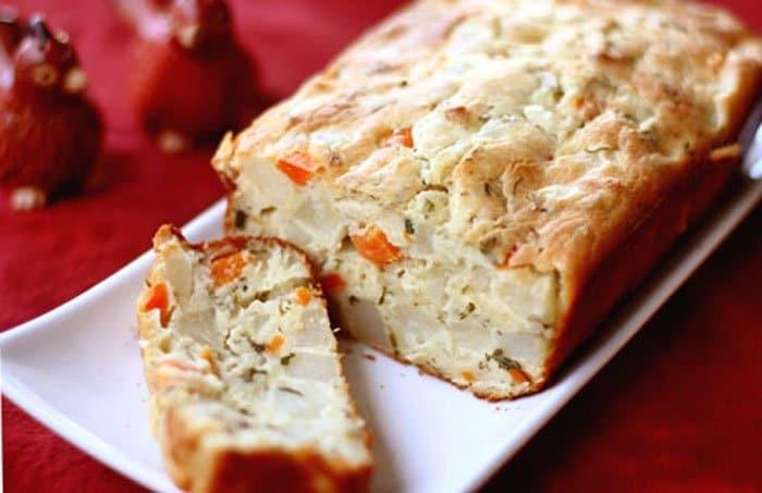 Фото рецепта - Вкусный хлеб с морковью и картофелем - шаг 3
