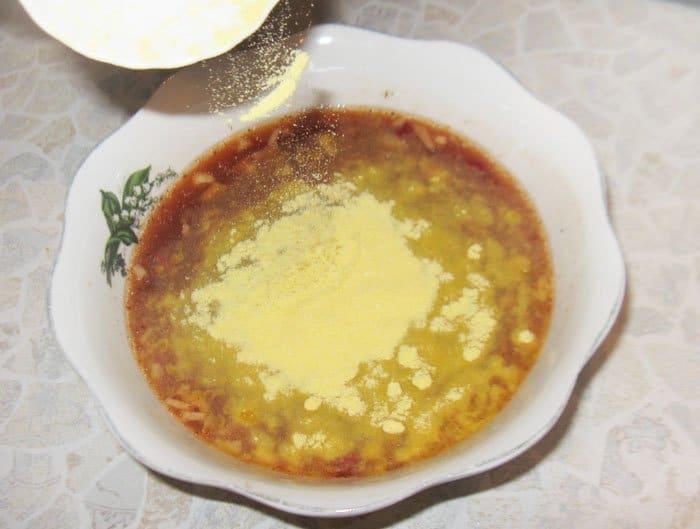 Фото рецепта - Куриные ножки в томатном соусе - шаг 2