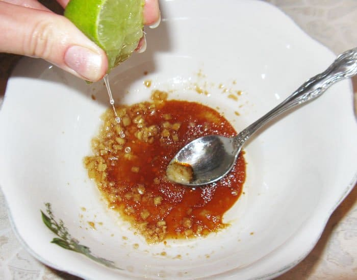 Фото рецепта - Маринованная жареная семга - шаг 1