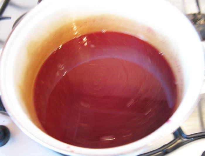 Фото рецепта - Земляничное варенье с мятой (пятиминутка) - шаг 4