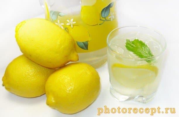 """Лимонад """"Жасминовый сграпино"""", пошаговый рецепт с фото"""