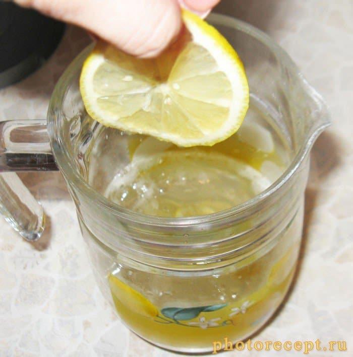 Фото рецепта - Домашний лимонад - шаг 4